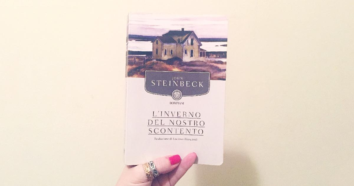 inverno del nostro scontento steinbeck