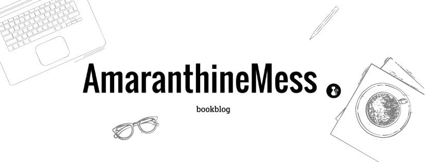 amaranthinemess scrive di libri
