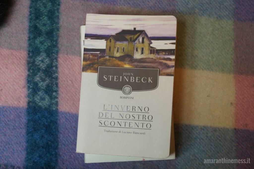 libri di gennaio steinbeck