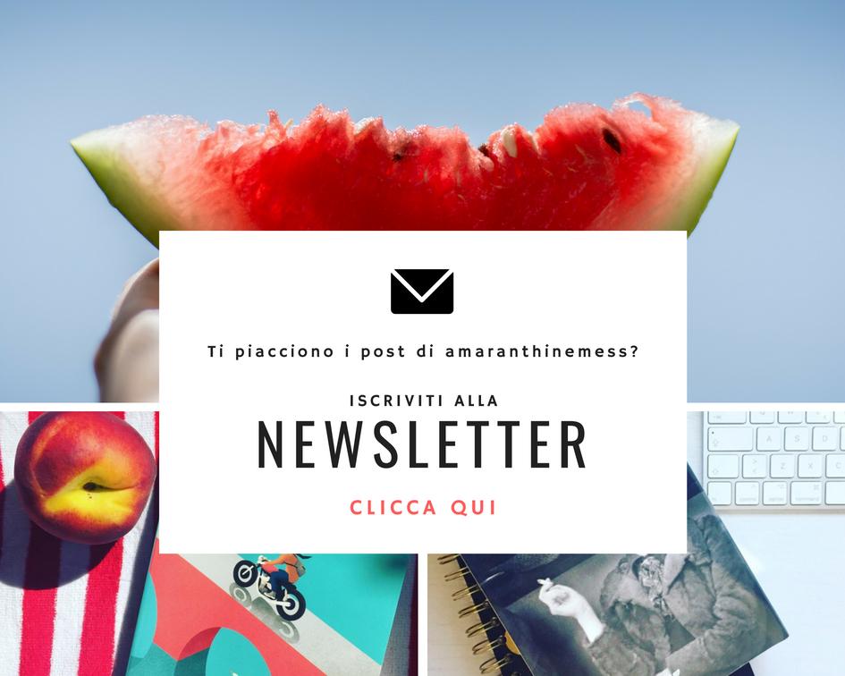 letti in estate iscriviti alla newsletter