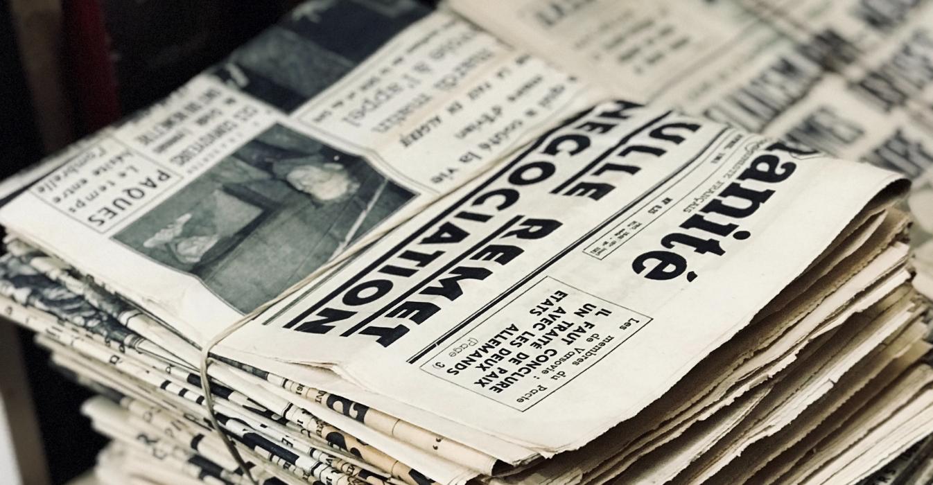 perché leggere i giornali di carta