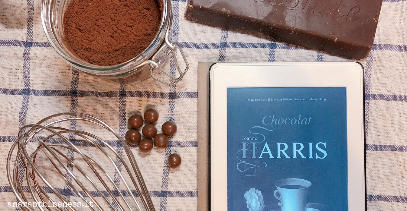 romanzi sulla cucina chocolat joanne harris