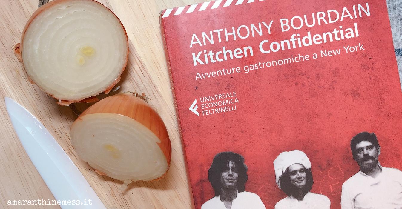 romanzi sulla cucina anthony bourdain kitchen confidential