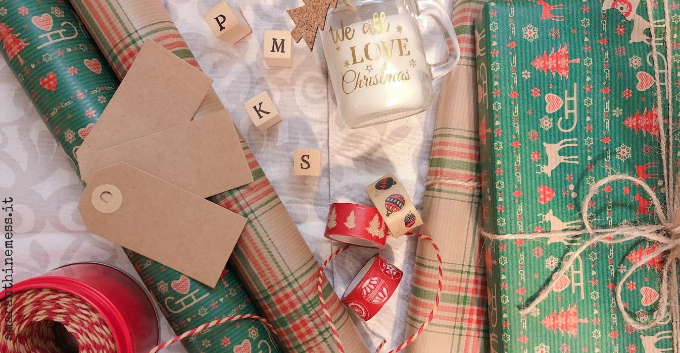 la mia hygge natalizia impacchettare regali