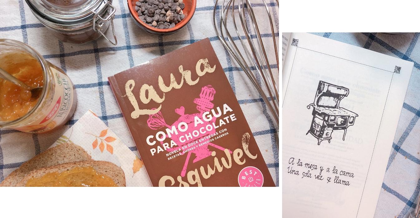 romanzi sulla cucina come l'acqua per il cioccolato laura esquivel