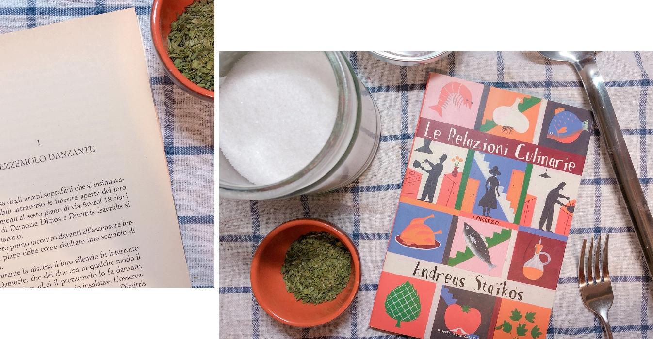 romanzi sulla cucina le relazioni culinarie staikos