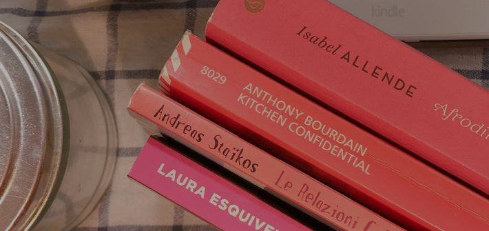romanzi sulla cucina