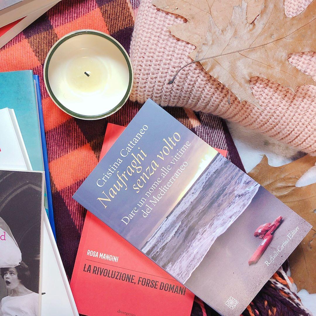 libri letti a gennaio naufraghi senza volto cristina cattaneo