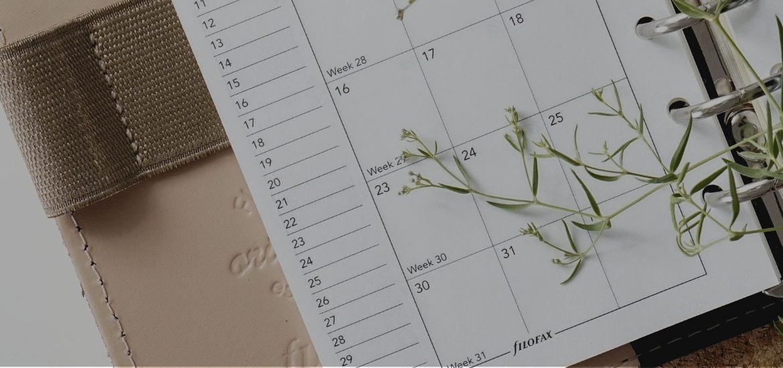 pianificare un blog