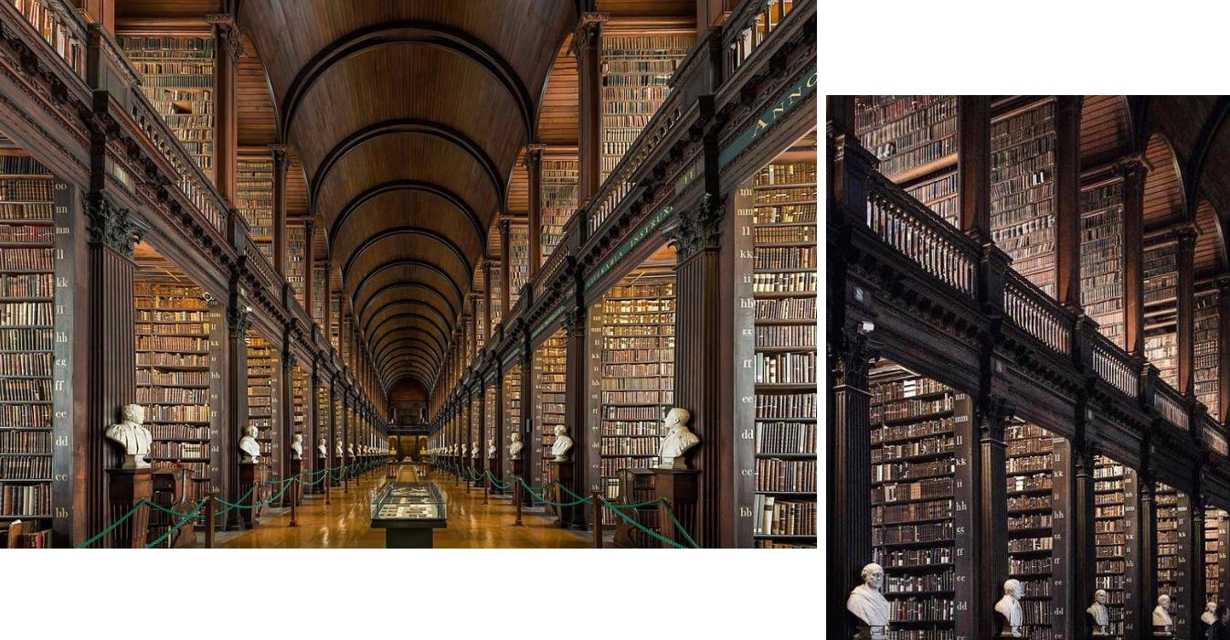 biblioteche più belle del mondo trinity college dublino