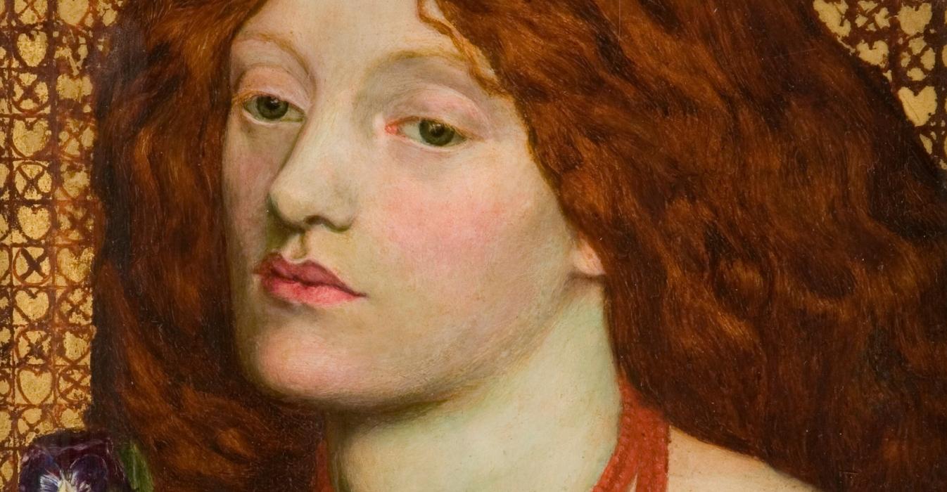elizabeth lizzie siddal preraffaelliti dante gabriel rossetti