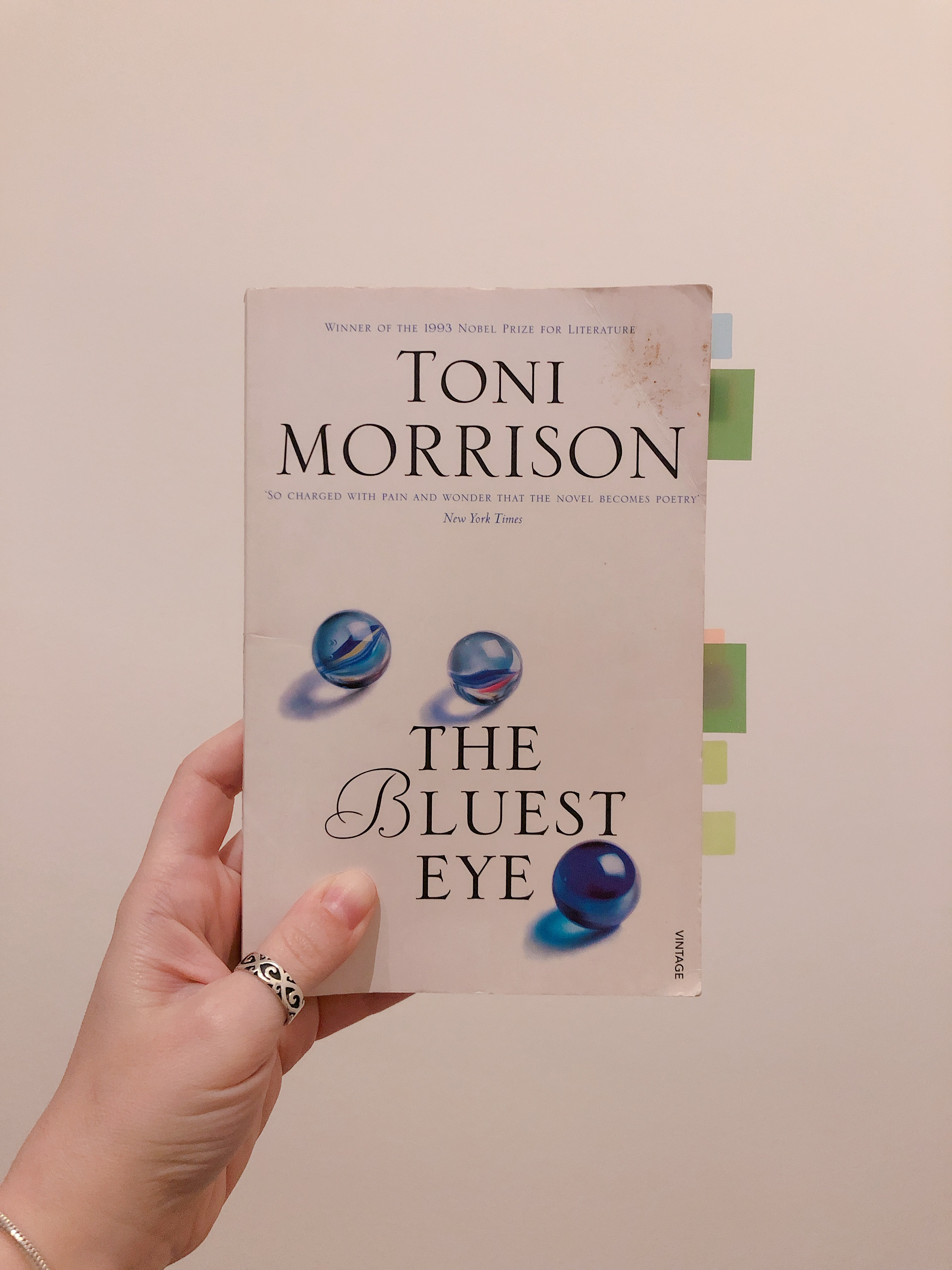 Toni Morrison L'occhio più azzurro