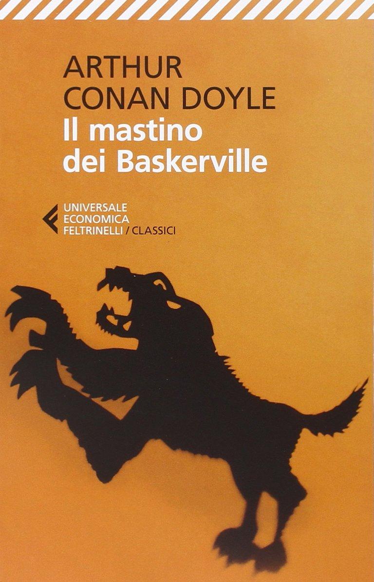 che libri leggere ad halloween il mastino dei baskerville