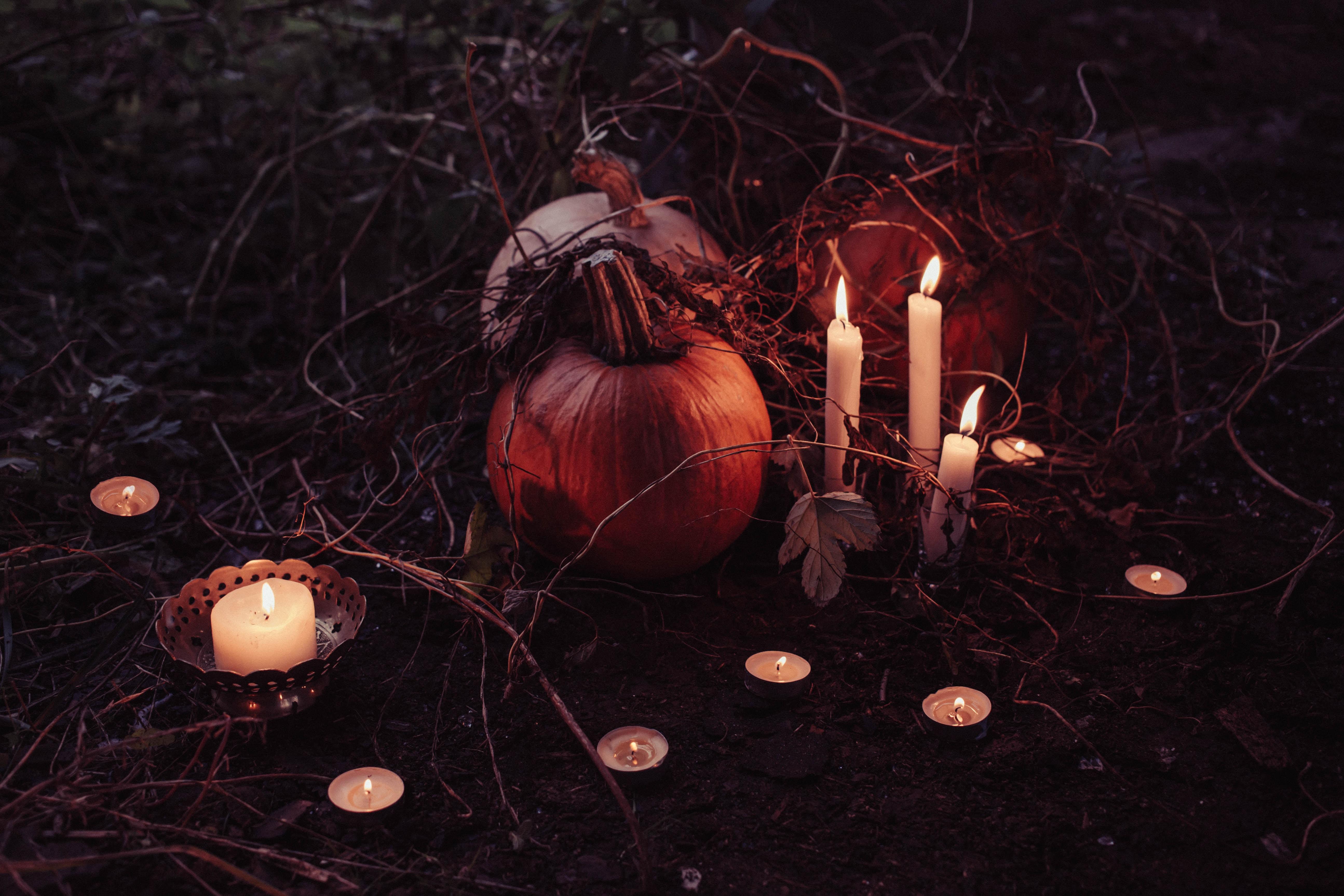 libri halloween