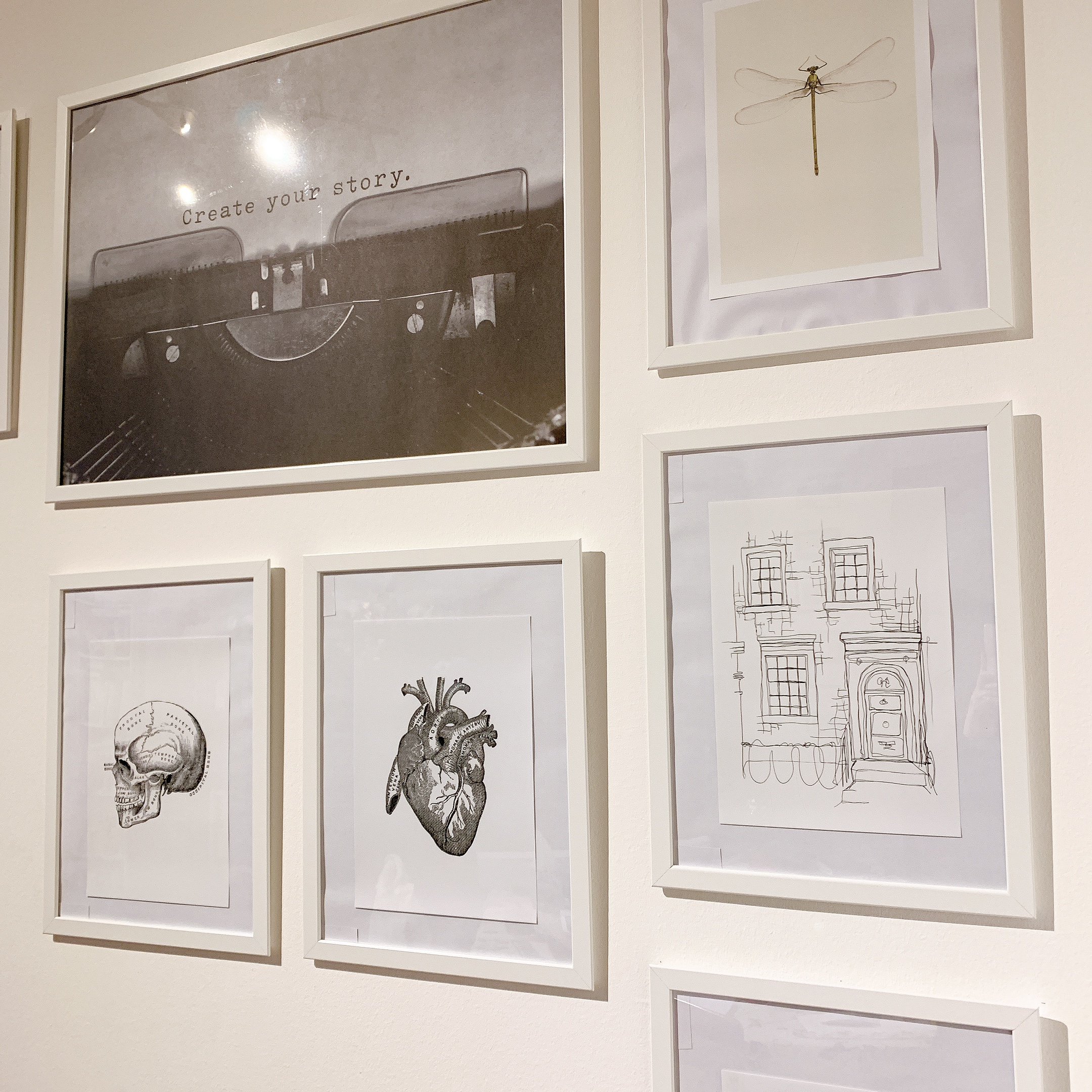 poster desenio gallery wall