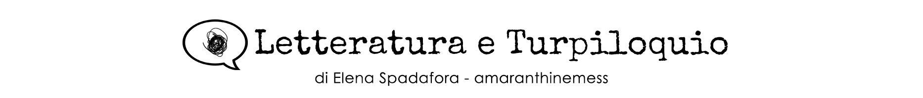 Letteratura e turpiloquio amaranthinemess.it