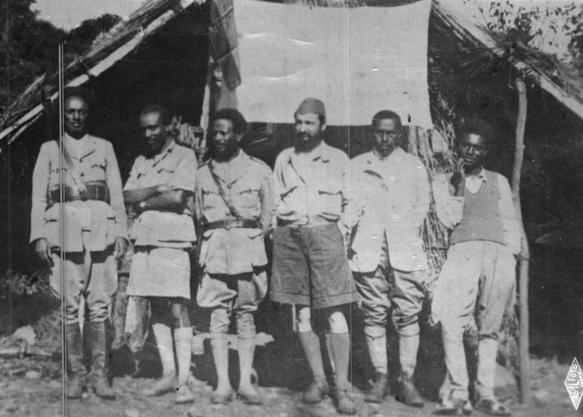 Black History Month: Guerriglieri arbegnuoc nel Goggiam