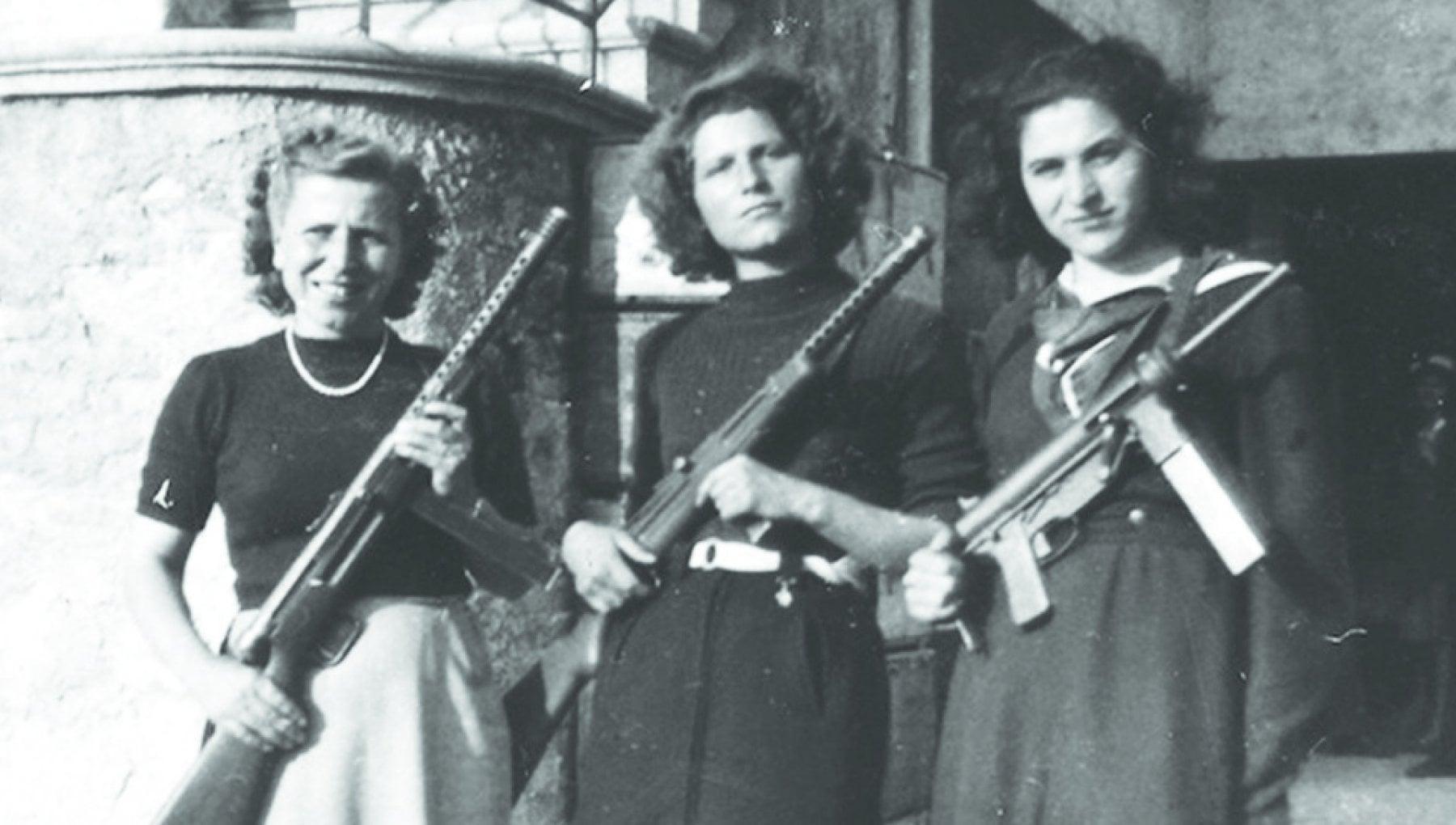 Le donne nella Resistenza partigiana