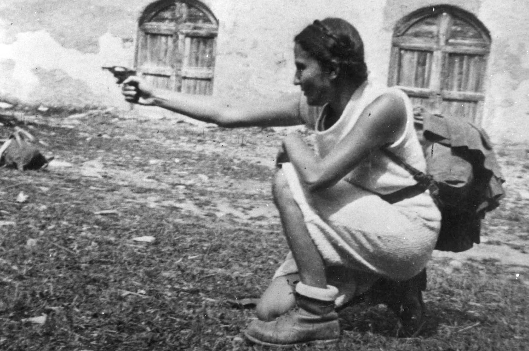 Le donne nella Resistenza partigiana Ada Gobetti