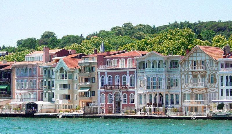 la casa di leyla livaneli yali turco
