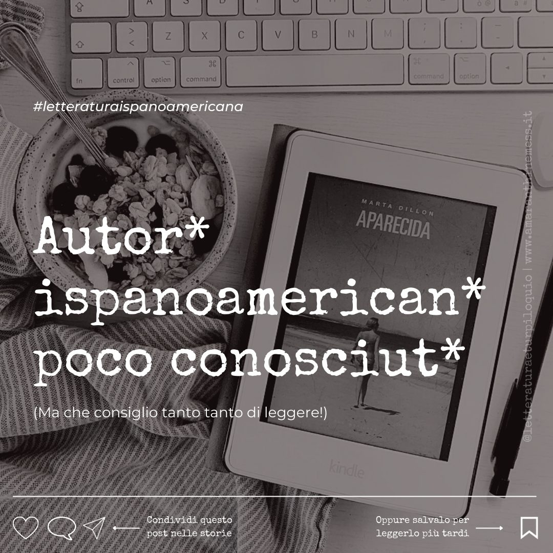 autor* ispanoamerican* poco conosciut*